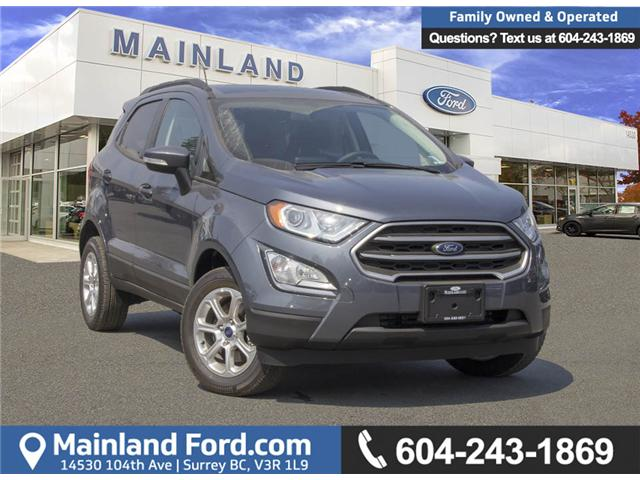 2018 Ford EcoSport SE (Stk: 8EC1232) in Surrey - Image 1 of 25