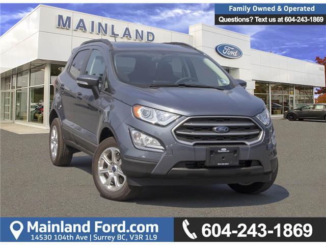 2018 Ford EcoSport SE (Stk: 8EC8864) in Vancouver - Image 1 of 22