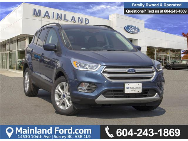 2018 Ford Escape SEL (Stk: 8ES2749) in Surrey - Image 1 of 27