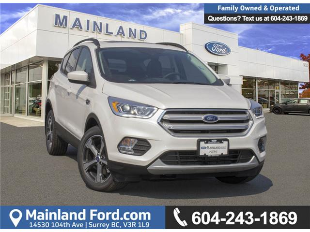 2018 Ford Escape SEL (Stk: 8ES3419) in Surrey - Image 1 of 27