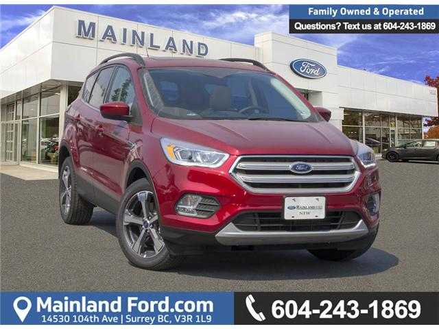 2018 Ford Escape SEL (Stk: 8ES3422) in Surrey - Image 1 of 26