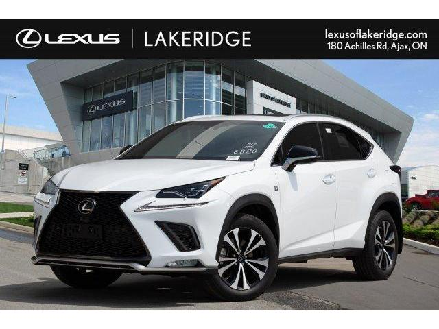 2019 Lexus NX 300 Base (Stk: L19012) in Toronto - Image 1 of 29