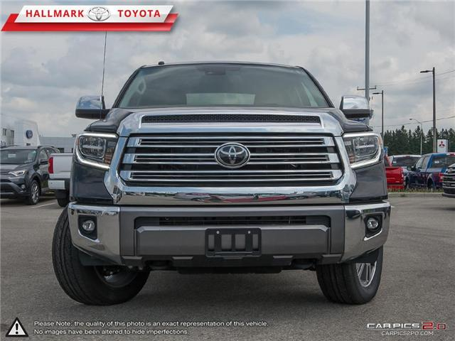 2018 Toyota Tundra 4x4 CrewMax Platinum 5.7 6A (Stk: H18355) in Orangeville - Image 2 of 27