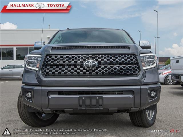 2018 Toyota Tundra 4x4 CrewMax Platinum 5.7 6A (Stk: H18489) in Orangeville - Image 2 of 26
