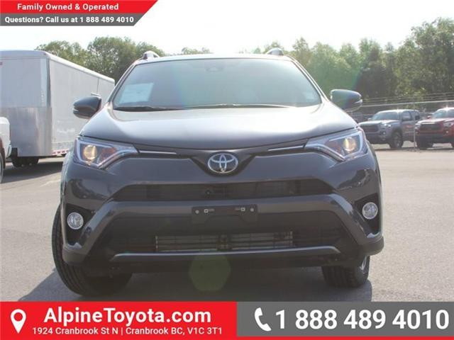 2018 Toyota RAV4 XLE (Stk: W796844) in Cranbrook - Image 7 of 17