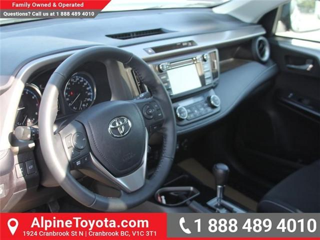 2018 Toyota RAV4 XLE (Stk: W796844) in Cranbrook - Image 8 of 17