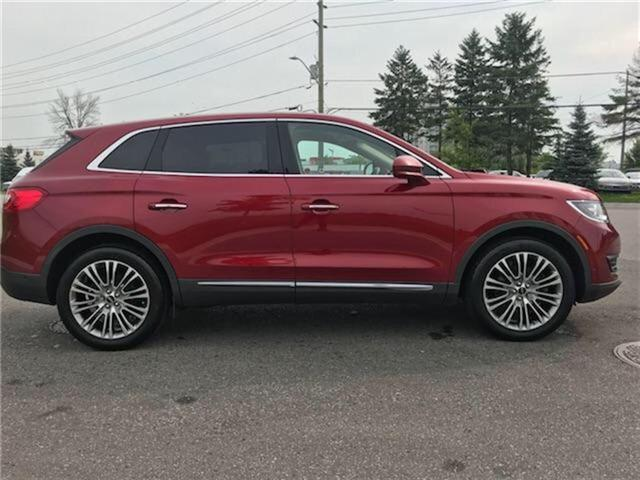 2016 Lincoln MKX Reserve (Stk: P8255) in Unionville - Image 2 of 11