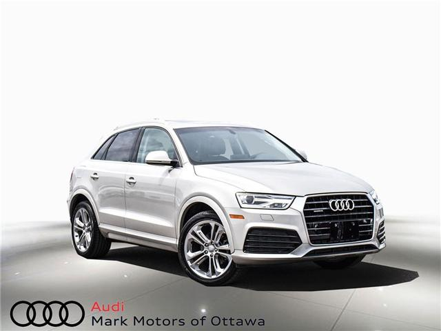 2018 Audi Q3 2.0T Progressiv (Stk: 90442) in Nepean - Image 1 of 28