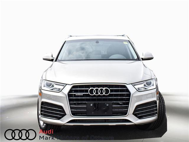 2018 Audi Q3 2.0T Progressiv (Stk: 90442) in Nepean - Image 2 of 28