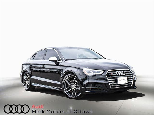 2017 Audi S3 2.0T Technik (Stk: 90931A) in Nepean - Image 1 of 30