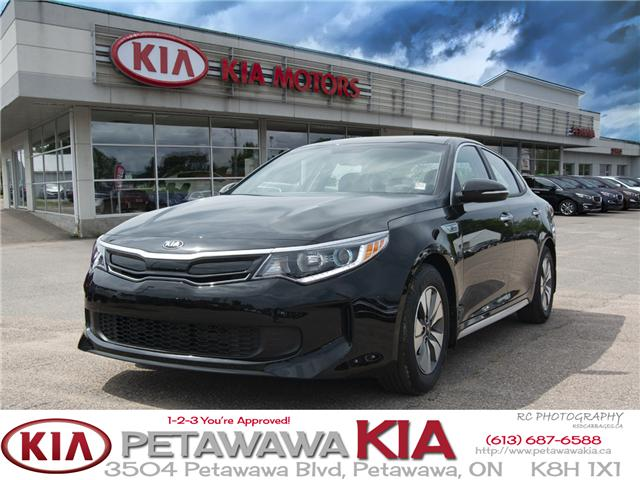 2017 Kia Optima Hybrid LX (Stk: SL17281) in Petawawa - Image 1 of 21