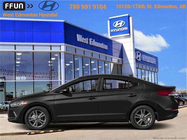 2018 Hyundai Elantra Limited (Stk: EL87652X) in Edmonton - Image 1 of 1