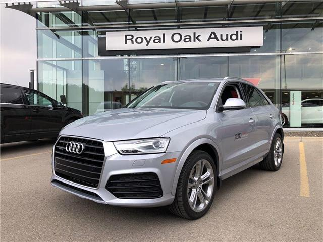 2018 Audi Q3 2.0T Progressiv (Stk: N4564) in Calgary - Image 1 of 29