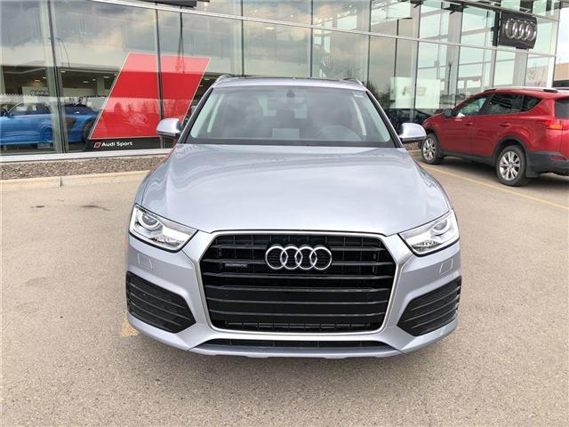 2018 Audi Q3 2.0T Progressiv (Stk: N4564) in Calgary - Image 2 of 29