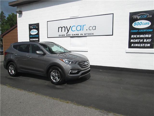 2018 Hyundai Santa Fe Sport 2.4 SE (Stk: 181000) in Richmond - Image 2 of 14