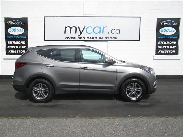 2018 Hyundai Santa Fe Sport 2.4 SE (Stk: 181000) in Richmond - Image 1 of 14