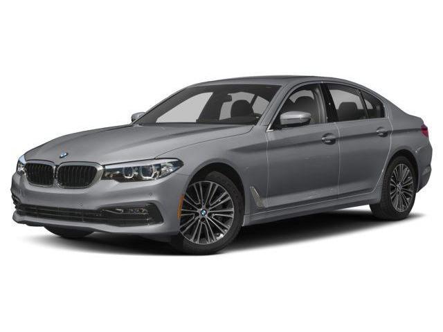 2018 BMW 540d xDrive (Stk: N35975 SR) in Markham - Image 1 of 9