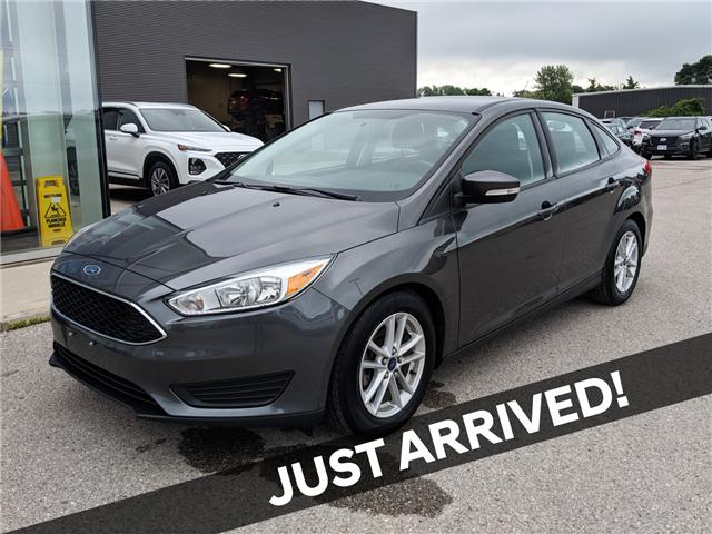 2015 Ford Focus SE (Stk: 80215A) in Goderich - Image 1 of 16