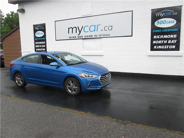 2017 Hyundai Elantra GL (Stk: 180856) in North Bay - Image 2 of 13