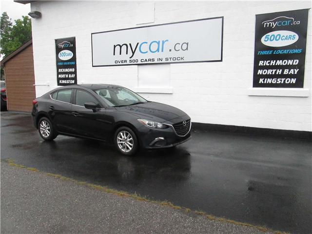 2015 Mazda Mazda3 GS (Stk: 181049) in Kingston - Image 2 of 13