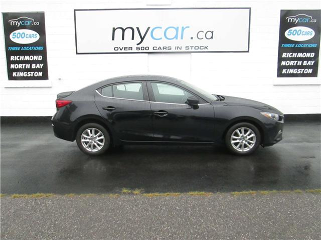 2015 Mazda Mazda3 GS (Stk: 181049) in Kingston - Image 1 of 13