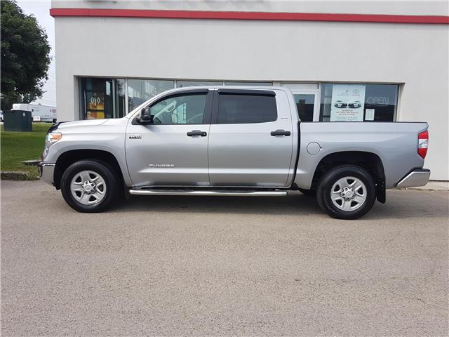 2015 Toyota Tundra SR5 5.7L V8 (Stk: A01136) in Guelph - Image 2 of 30