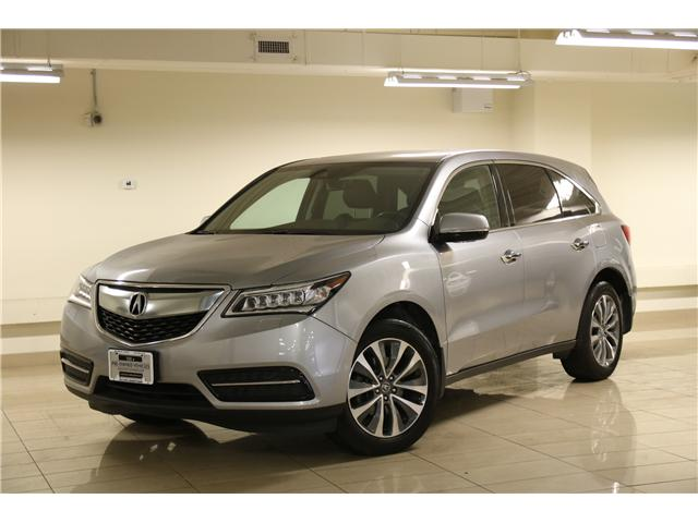 2016 Acura MDX Navigation Package (Stk: M12065A) in Toronto - Image 1 of 30