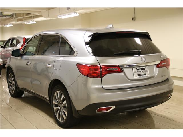 2016 Acura MDX Navigation Package (Stk: M12065A) in Toronto - Image 3 of 30