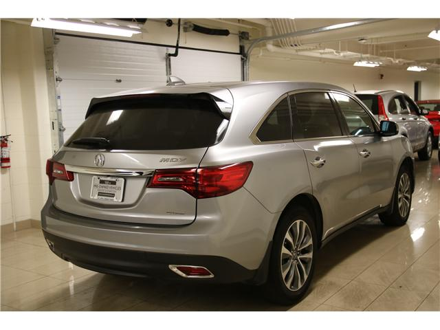 2016 Acura MDX Navigation Package (Stk: M12065A) in Toronto - Image 5 of 30