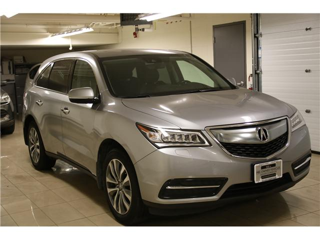 2016 Acura MDX Navigation Package (Stk: M12065A) in Toronto - Image 7 of 30
