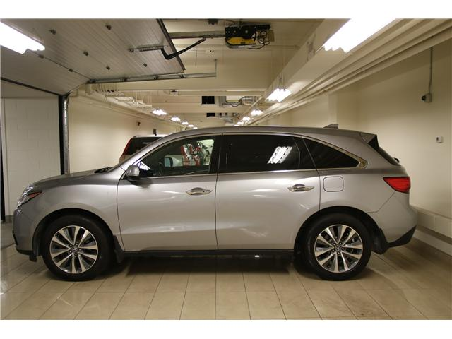 2016 Acura MDX Navigation Package (Stk: M12065A) in Toronto - Image 2 of 30