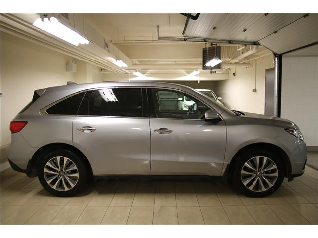 2016 Acura MDX Navigation Package (Stk: M12065A) in Toronto - Image 6 of 30