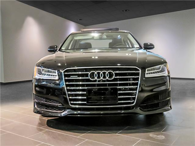 2017 Audi A8 L 4.0T (Stk: 171653) in Toronto - Image 2 of 30