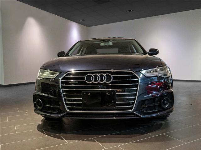 2017 Audi A6 2.0T Technik (Stk: P2604) in Toronto - Image 2 of 30