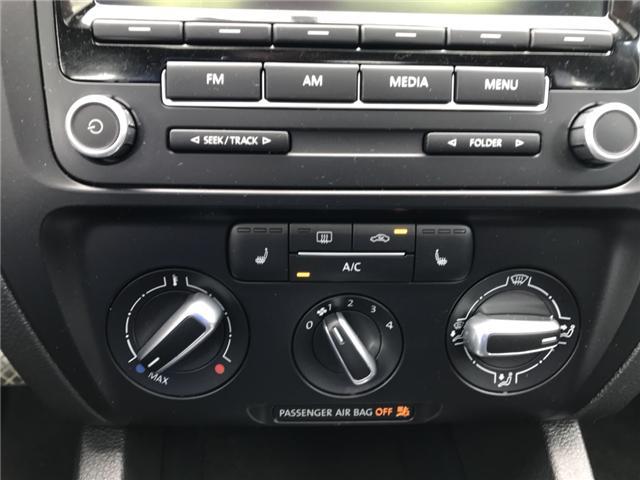 2013 Volkswagen Jetta 2.0 TDI Comfortline (Stk: 21304) in Pembroke - Image 8 of 10