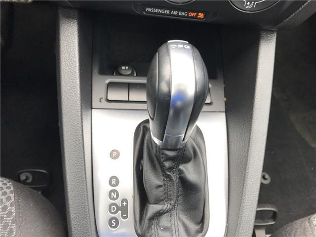 2013 Volkswagen Jetta 2.0 TDI Comfortline (Stk: 21304) in Pembroke - Image 9 of 10