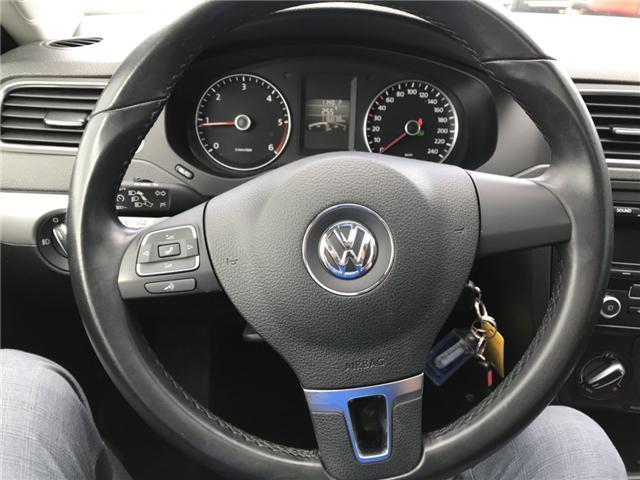 2013 Volkswagen Jetta 2.0 TDI Comfortline (Stk: 21304) in Pembroke - Image 10 of 10