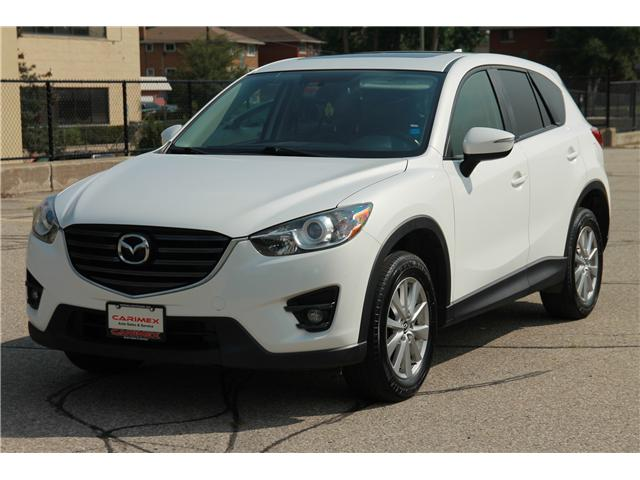 2016 Mazda CX-5 GS (Stk: 1807327) in Waterloo - Image 1 of 30