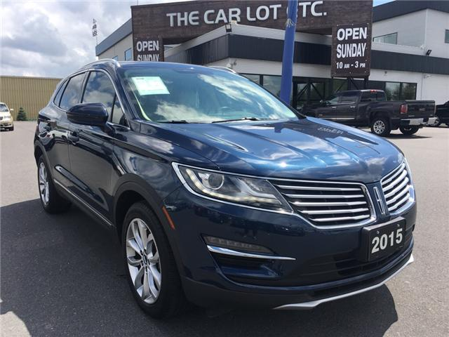 2015 Lincoln MKC Base (Stk: 18369) in Sudbury - Image 1 of 13