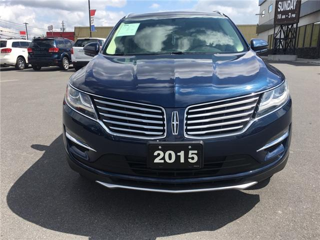 2015 Lincoln MKC Base (Stk: 18369) in Sudbury - Image 2 of 13