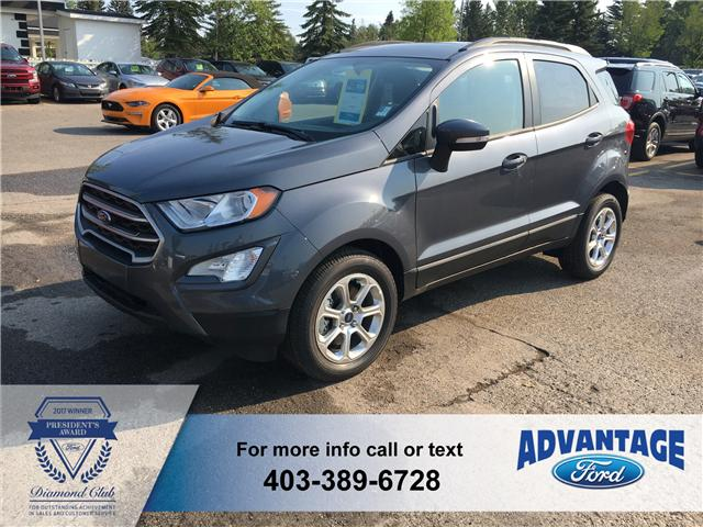 2018 Ford EcoSport SE (Stk: J-791) in Calgary - Image 1 of 6