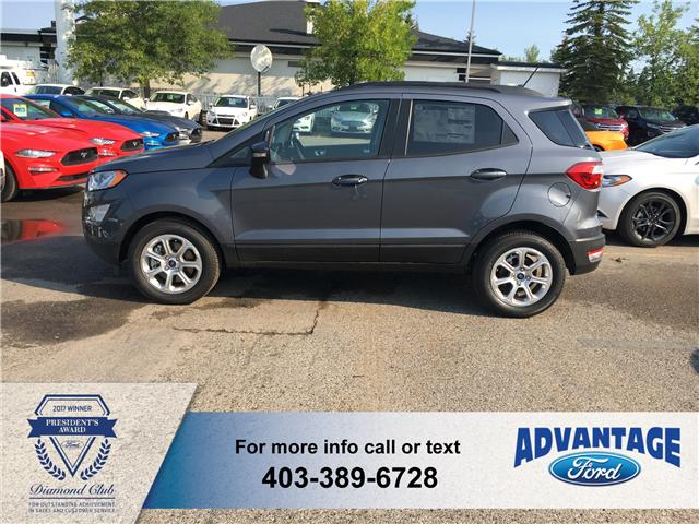 2018 Ford EcoSport SE (Stk: J-791) in Calgary - Image 2 of 6
