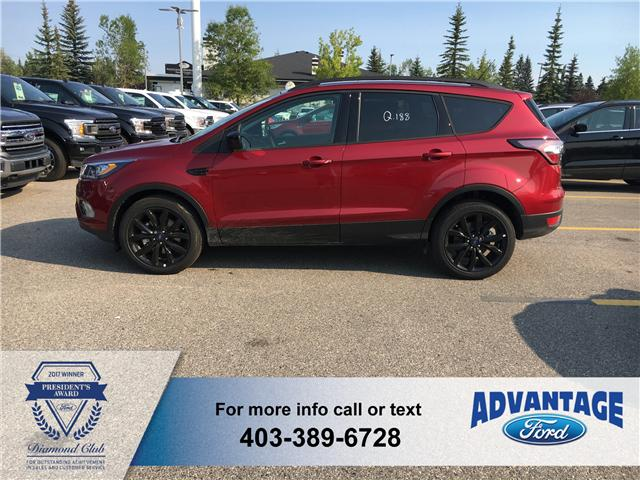 2018 Ford Escape SE (Stk: J-965) in Calgary - Image 2 of 5