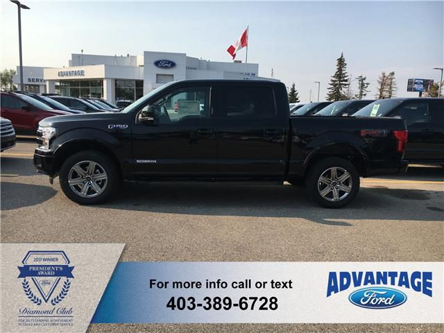 2018 Ford F-150 Lariat (Stk: J-1342) in Calgary - Image 2 of 6