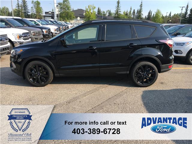 2018 Ford Escape SE (Stk: J-1347) in Calgary - Image 2 of 5