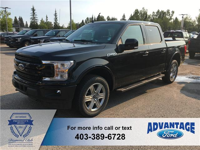 2018 Ford F-150 Lariat (Stk: J-1379) in Calgary - Image 1 of 5