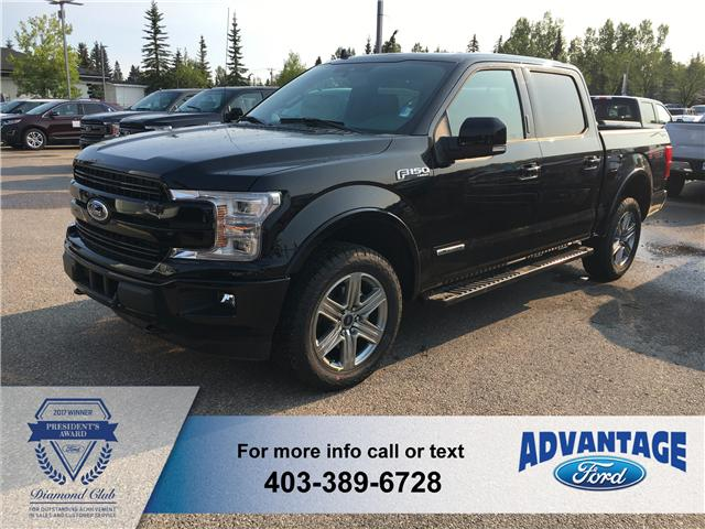 2018 Ford F-150 Lariat (Stk: J-1394) in Calgary - Image 1 of 5