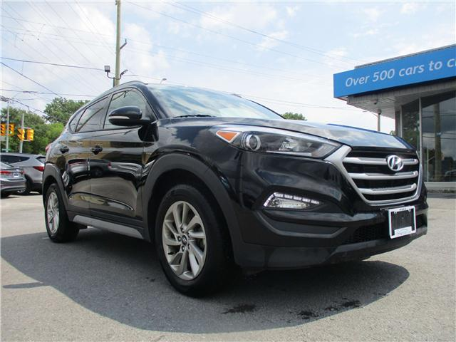 2017 Hyundai Tucson Premium (Stk: 180961) in Kingston - Image 1 of 13