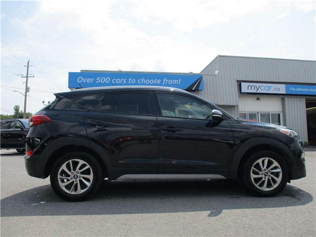 2017 Hyundai Tucson Premium (Stk: 180961) in Kingston - Image 2 of 13