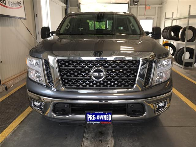 2017 Nissan Titan SV (Stk: P0596) in Owen Sound - Image 2 of 11